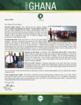 Team Ghana Update:  Vacation Bible School