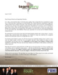 Zach Foust Prayer Letter:  It's Always Exciting to Go Soul Winning!