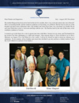Brian George Prayer Letter:  Good News From Argentina!!