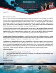 Israel Alvarez Prayer Letter:  Wonderful Conference