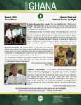 Team Ghana National Pastor Spotlight:  A Street Preacher Trusts Christ