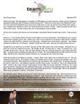 Daniel Kokubun Prayer Letter:  Antonny's Story