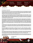 Sergio Robles Prayer Letter:  A Entire Family Brought to Christ