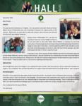 """Baraka Hall Prayer Letter:  """"Deaf""""initely Good News!"""