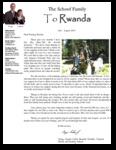 Gregg Schoof Prayer Letter:  Furlough Update