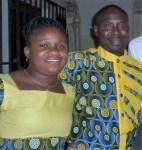 Pastor and Mrs. Beauty Gafatsi