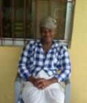 Satarus Lassah of Liberia