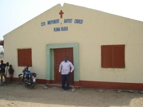 Bro. Shuaibu Danbeki, Ceto Independent Baptist Church