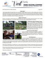 Charlie Vest Prayer Letter: Mangyan Tribal Church