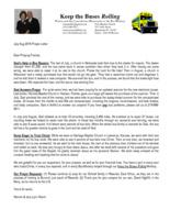 Warren Storm Prayer Letter:  Eager to Trust Christ!