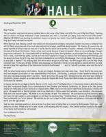 Baraka Hall Prayer Letter:  Keep It Simple!