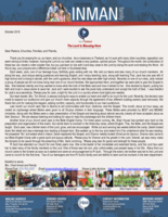 Chad Inman Prayer Letter:  The Lord Is Blessing Here