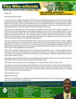 Fisa Mihy-mihyndu Prayer Letter: Compelling Them to Come to Jesus