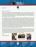 Jonathan Beil Prayer Letter:  Here Am I; Send Me!