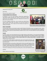 Charles Osgood Prayer Letter: Training Pastors and Winning Souls