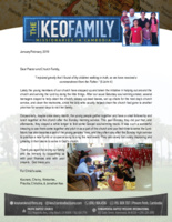 Kounaro Keo Prayer Letter:  Young People Taking Initiative in the Church