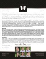 Jerry Wyatt III Prayer Letter:  Blessed Easter Sunday
