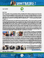 Dave Whitmore Prayer Letter: Keeping the Main Thing the Main Thing