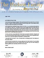 Simeon Hudson Prayer Letter: Victor Wore a Tie!