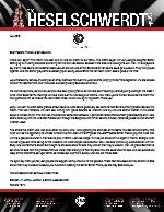 Brandon Heselschwerdt Prayer Letter:  A Full and Fun Month