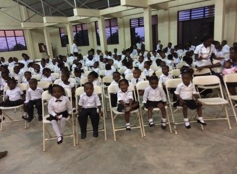 FBA students before school program