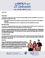 Henry Gonzalez Prayer Letter: Public School Evangelism