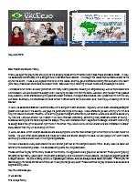 Juan Vallejo Prayer Letter: Why Do We Live in Brazil?
