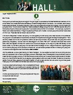 Baraka Hall Prayer Letter:  BAM, POW, ZAP!