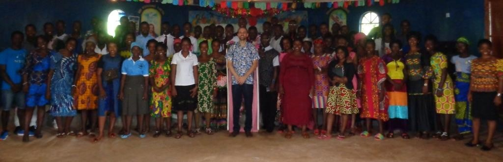Missionary Charles Osgood Prayer Letter Picture