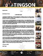 Garry Tingson Prayer Letter: A Long Road Ahead