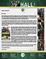 Baraka Hall Prayer Letter:  The Reason for the Season
