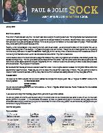 Paul Sock Prayer Letter:  Obtaining a Visa