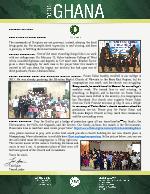 Team Ghana Update: Salvation Baptist Church