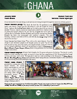 Team Ghana National Pastor Spotlight: Entrusted With the Gospel