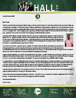 Baraka Hall Prayer Letter: Augustine Kyei