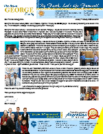 Brian George Prayer Letter: Missions Trips and Missions Conferences