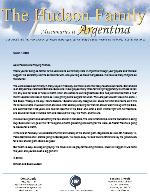 Simeon Hudson Prayer Letter: Follow His Leading