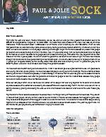 Paul Sock Prayer Letter: COVID-19