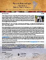 Xavier Lopez Prayer Letter:  Update During Coronavirus Lockdown