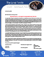 Andrew Long Prayer Letter:  Our Father Is Still on His Throne!