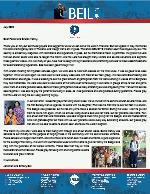 Jonathan Beil Prayer Letter: God Has Been Good Through It All!