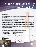 Luis Martinez Prayer Letter: We Are Meeting on Church Property Again!