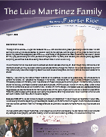 Luis Martinez Prayer Letter: Even in a Pandemic, People Are Still Getting Saved!
