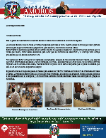 Andres Amoros Prayer Letter: Resting on Him in Times of Crisis