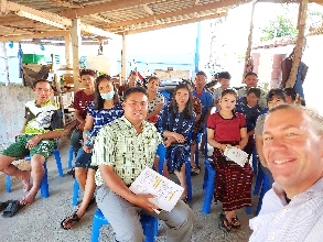 FBMI Missionary Chad Inman Prayer Letter Picture