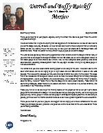 Darrell Ratcliff Prayer Letter:  New Resources for Evangelism!