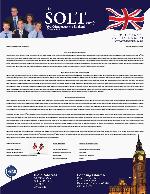 Dave Solt Prayer Letter: Bit of a Roller Coaster
