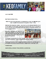 Kounaro Keo Prayer Letter: Great Is the Power of Our Lord!