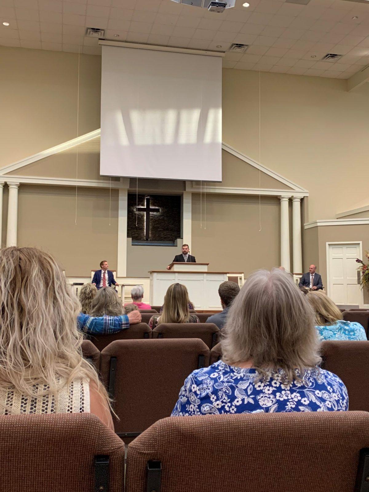 FBMI Missionary Brandon Heselschwerdt Prayer Letter Picture
