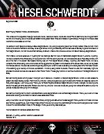 Brandon Heselschwerdt Prayer Letter:  The Wheels on the Deputation Truck . . .